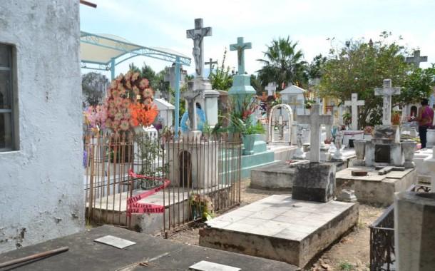 Nuevo Jefe de Cementerios asegura que reforzará la vigilancia en panteones